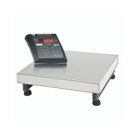 Balança Plataforma Digital Comercial Industrial 300kg/100g DP 300 Ramuza