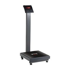 Balança Plataforma Digital Fitness com Bateria 200kg/50g Ramuza