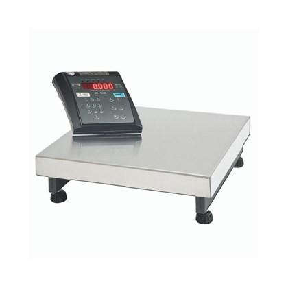 Balança Plataforma Digital Industrial 500kg/100g Bateria DPB500 Ramuza