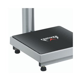Balança Plataforma Digital Slim Antropométrica 200kg/50g Ramuza