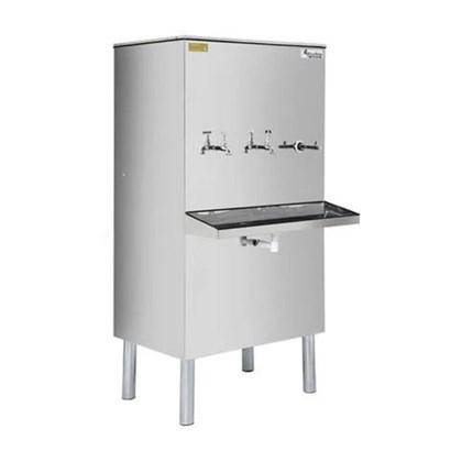 Bebedouro Industrial 100 Litros em Aço Inox A4-701A Belfrio