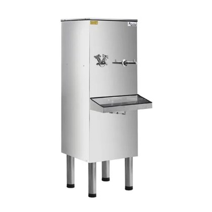 Bebedouro Industrial 25 Litros em Aço Inox A4-701F Belfrio