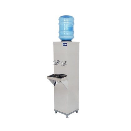 Bebedouro Industrial 25 Litros Suporte para Galão KF02 Knox