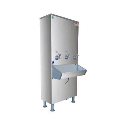 Bebedouro Industrial Inox Piso 100 Litros BIXBP100 Nardin