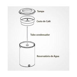 Cafeteira Automática 2 Litros Marchesoni