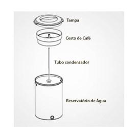Cafeteira Automática 6 Litros Marchesoni CF.1.691/692