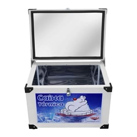 Caixa Térmica 278 Litros Inox Cefaz CTI-300
