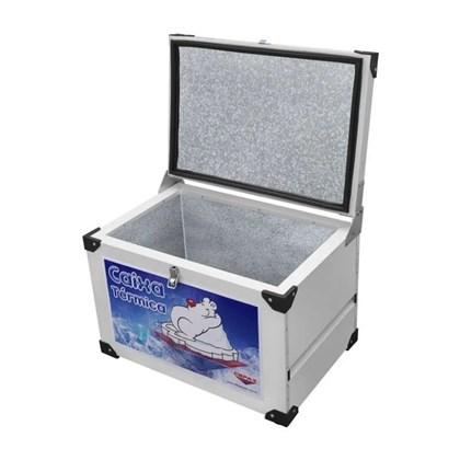 Caixa Térmica 35 Litros Galvanizado Cefaz CTG-35