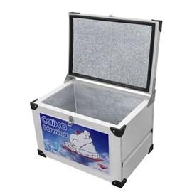 Caixa Térmica 68 Litros Galvanizado Cefaz CTG-75