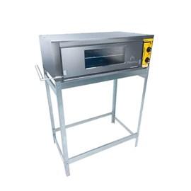 Forno Industrial Elétrico 70X50 1 Câmara Metalmaq