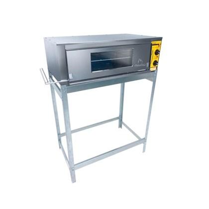 Forno Industrial elétrico 90X70 1 camara 220v Metalmaq