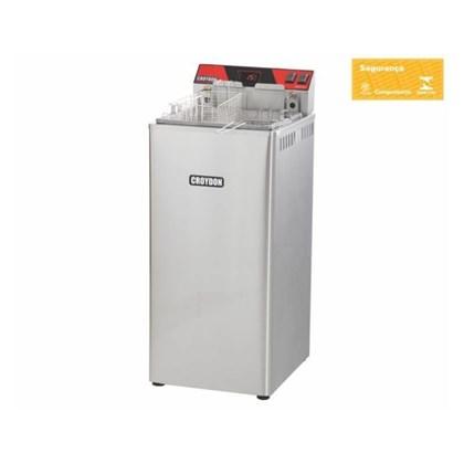 Fritadeira Elétrica 5000 W Zona Fria FZ25-D Croydon