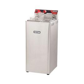 Fritadeira Elétrica 5000W Óleo Zona Fria FZ25 Croydon