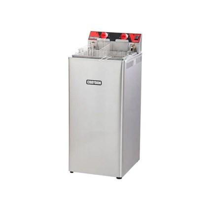 Fritadeira Elétrica 8000W Água e Óleo FA28 Croydon