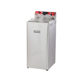 Fritadeira Elétrica 8000W Óleo Zona Fria FZ28 Croydon
