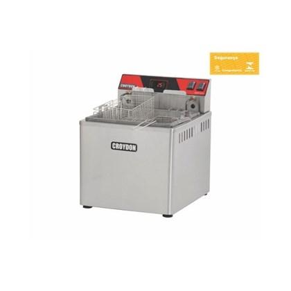 Fritadeira Elétrica de Mesa 5000 W Zona Fria FZM5-D Croydon