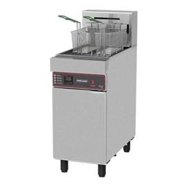 Fritadeira Industrial Água e Óleo 2 Cestos 220V FAO 2C Metalcubas