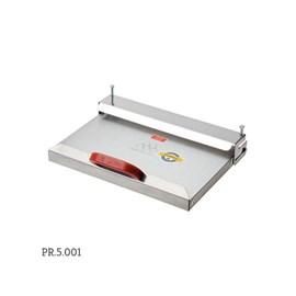 Prensa para Chapa com 1 Queimador Linha Comercial Marchesoni PR.5.001
