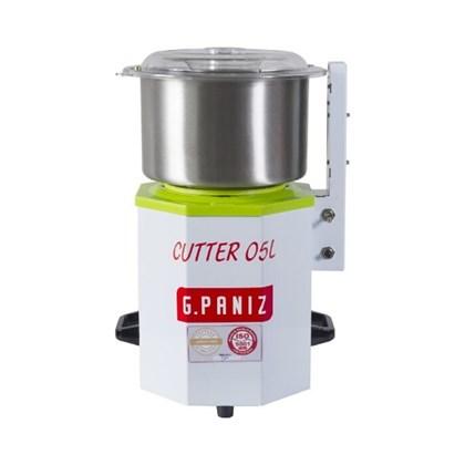 Triturador de Alimentos 5 Litros Inox Cutter 05L G.Paniz