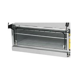 Vidro para Forno Guilhotina 80x60 a Gás Metalmaq